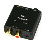 FiiO D03K Taishan DAC ultracompatto con uscita TV