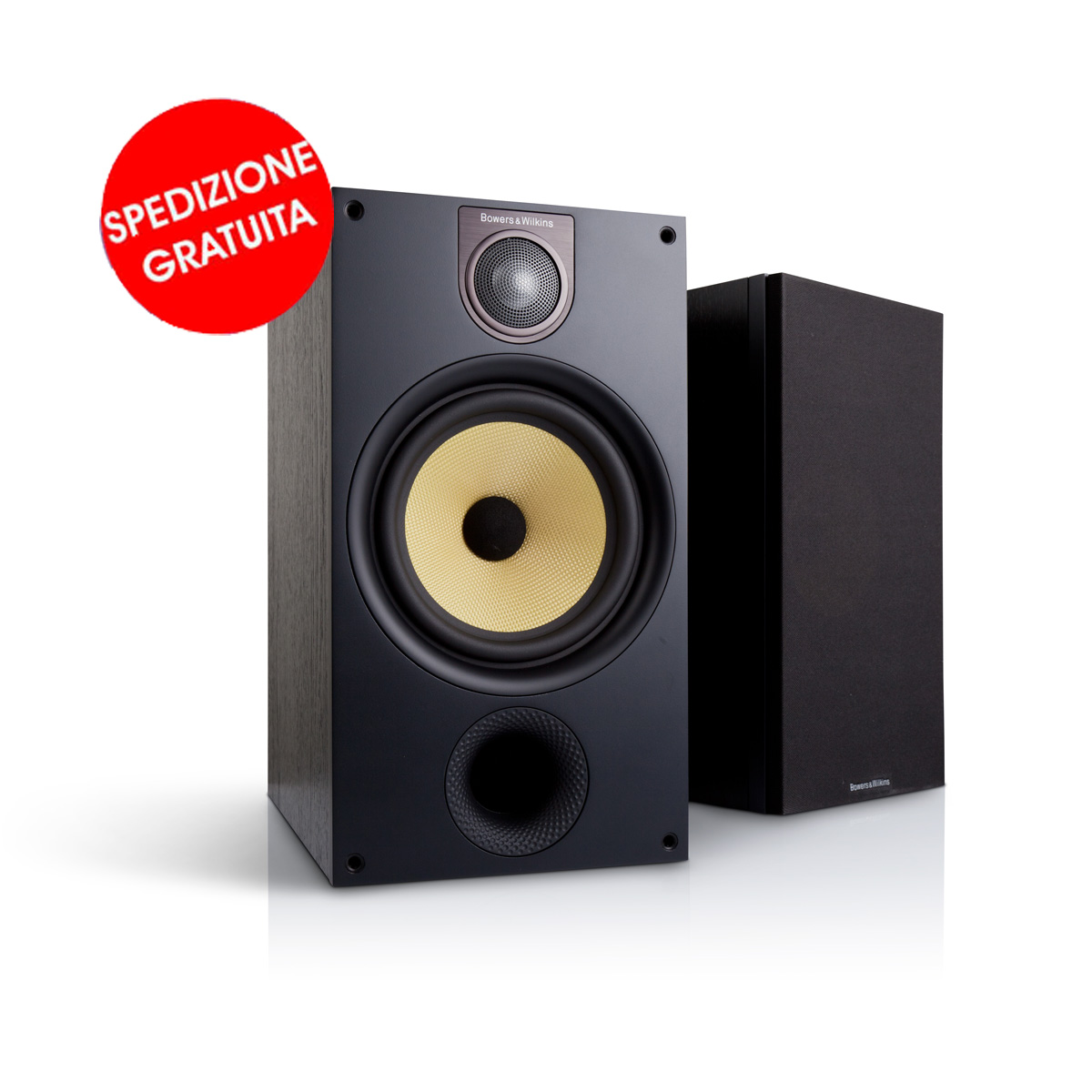 Diffusori audio e casse acustiche da scaffale e incasso per hi fi - Casse acustiche design ...