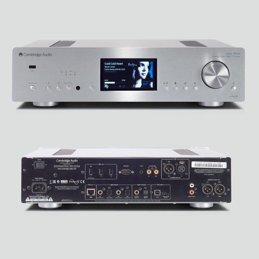 Risultati immagini per cambridge audio 851n
