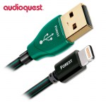 AUDIOQUEST FOREST USB LIGHTNING - Cavo Audio Lightning per iPhone iPad
